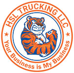 HSL Trucking LLC logo